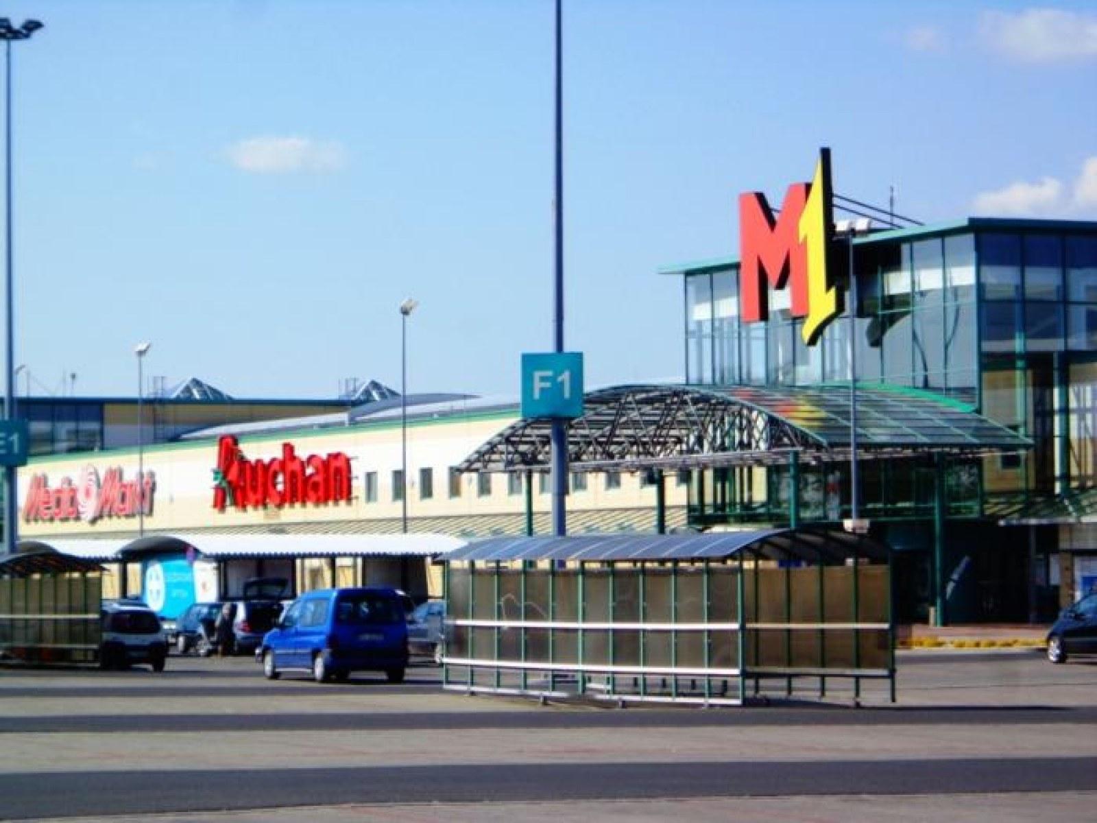 Centrum handlowe M1 Łódź, Łódź